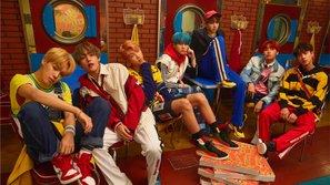 Dẫn đầu World Album Chart thôi chưa đủ, BTS còn trở thành idolgroup Kpop đầu tiên lọt top Billboard 200 và HOT 100 2 tuần liên tiếp