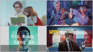 Bảng xếp hạng top 6 ca khúc được nghe nhiều nhất của năm 2017
