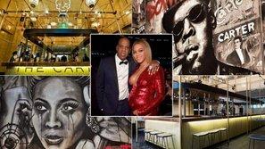 Nếu là fan ruột của Jay Z và Beyoncé, quán bar này đích thực dành cho bạn