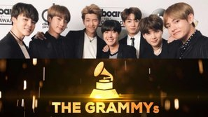 Không thể tin nổi: Sau Billboard, giải thưởng danh giá Grammy cũng đã bắt đầu 'nhòm ngó' BTS