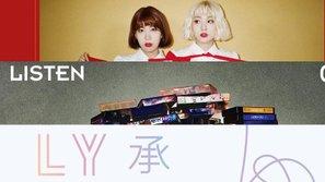 Bolbbalgan4 và BTS chính thức 'lật đổ' đế chế của IU trên bảng xếp hạng Instiz tháng 10