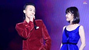Lý do tại sao tình bạn của G-Dragon và IU lại vô cùng đặc biệt