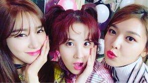 Phản ứng của cư dân mạng Hàn Quốc khi nghe tin Sooyoung, Seohyun, Tiffany rời SM Entertainment