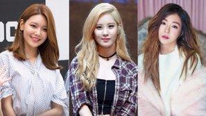 Sooyoung và Tiffany xóa thông tin SNSD trên bio Instagram trong khi Seohyun làm điều ngược lại