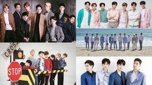 Kết quả vòng bình chọn đầu tiên Asia Artist Awards: EXO và BTS 'dí' nhau sát nút, các nhóm nam thống trị áp đảo top 10