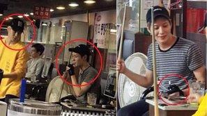 Fan BTS phẫn nộ khi thấy Taemin (SHINee) hút thuốc lá phì phèo bên cạnh Jimin