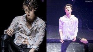Điểm nào trên cơ thể của Sehun khiến Baekhyun phải ganh tỵ?