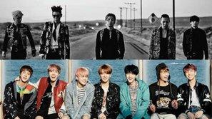 Điểm danh các nhóm nhạc Kpop có phong cách âm nhạc siêu ngầu đến 'chất phát ngất'!