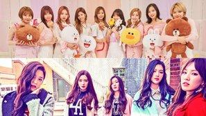 BXH giá trị thương hiệu girlgroup tháng 10: Red Velvet đánh mất ngôi hậu, Black Pink quay trở lại top 5 dù không quảng bá