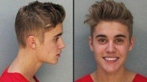 Sao US-UK vẫn cười tươi rói, tạo dáng khi chụp hình ở đồn cảnh sát