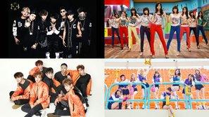 Bạn có biết 15 ca khúc Kpop này sở hữu vũ đạo thể hiện đúng ý nghĩa được diễn đạt trong lời bài hát?
