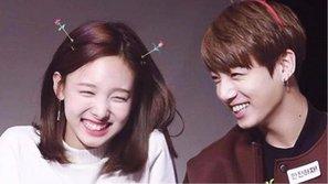 Fan Hàn tung bằng chứng khẳng định Jungkook (BTS) đang 'thầm thương trộm nhớ' Nayeon (TWICE)