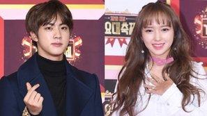 Khoảnh khắc ngọt ngào giữa BTS và idol nữ khiến netizen trầm trồ                                                                    0