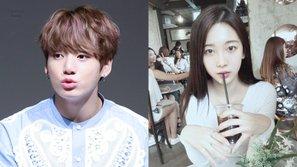 Xôn xao trước những hình ảnh xinh đẹp đến ngỡ ngàng của cô gái được cho là người yêu cũ của Jungkook (BTS)                                                                   0