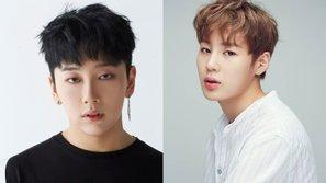 Phản ứng hài hước của Ha Sung Woon (Wanna One/HOTSHOT) khi Noh Tae Hyun debut lần nữa cùng JBJ