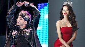 Xuất hiện hoành tráng tại Hoa hậu Hoàn vũ 2017, Sơn Tùng hứa hẹn 'đốt cháy' sân khấu đêm bán kết