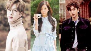 Khi các 'anh cả', 'chị cả' của group K-pop nhận chức visual