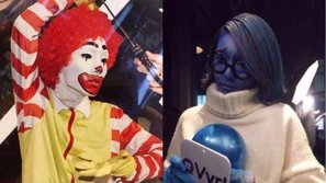 7 thần tượng của SM Entertainment từng 'chiến thắng' thử thách hóa trang Halloween