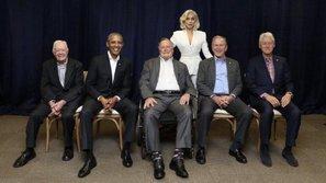 Lady Gaga diện đồ gợi cảm, tỏa sáng trong concert gây quỹ của 5 cựu Tổng Thống Mỹ