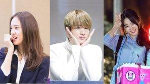 Những thói quen vô tình cực dễ thương của các idol Kpop