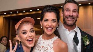 Chú rể vui mừng đến phát khóc khi Katy Perry bất ngờ xuất hiện trong đám cưới