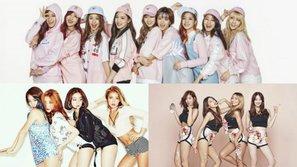 Điểm danh những bản 'hit quốc dân' của các nhóm nhạc nữ Kpop trong suốt 10 năm qua