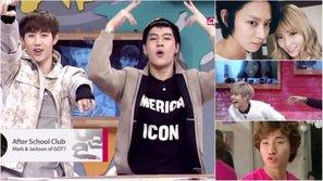 10 khoảnh khắc hài hước 'vô đối', cứ coi là cười của các show giải trí Hàn Quốc