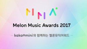 Công bố đề cử Melon Music Awards 2017, vòng bình chọn đầu tiên chính thức bắt đầu vào ngày hôm nay