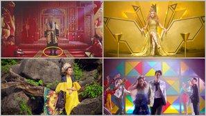 Những lần sao Việt khiến fan ngã ngửa vì tạo hình 'sai quá sai' trong MV Vpop