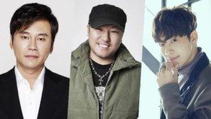 'Bố' Yang thẳng thắn nói về tin đồn bất hòa với Se7en và Brave Brothers