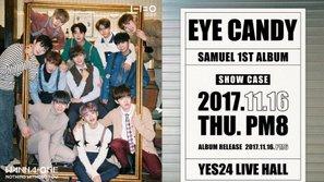 Wanna One tung ảnh bìa album đậm chất mùa thu, 'bạn cũ' Kim Samuel cũng tiết lộ tên album comeback