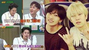 Heechul (Super Junior) từng hẹn hò với 2 thành viên của cùng một girlgroup