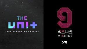 The Unit vs MIXNINE: Show sống còn nào tạm thắng thế trong mắt khán giả Hàn Quốc sau khi cùng lên sóng tập đầu tiên?