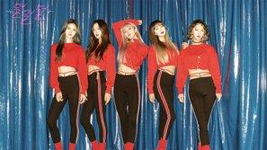 Đến lượt ca khúc chủ đề trong album mới của EXID bị KBS cấm sóng vì một lý do 'củ chuối' không tưởng