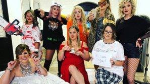 26 màn cosplay Taylor Swift từ lộng lẫy đến lầy lội đã xuất hiện mùa Halloween năm nay