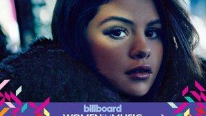 'Tàng hình' cả năm mà vẫn được Billboard vinh danh, Selena Gomez liệu có xứng đáng?