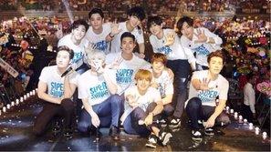 """Người ta đã quên rằng trước khi có EXO, BTS hay Wanna One, Super Junior đã từng """"thống trị"""" KPOP như thế này..."""