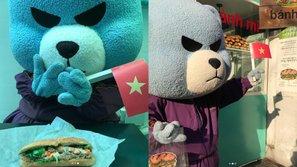 Hài hước: Vài ngày trước khi đặt chân đến Việt Nam, Krunk đăng đàn hỏi fan Việt bánh mì ở đâu ngon nhất Sài Gòn
