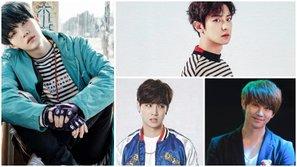 Những thần tượng Hàn Quốc sở hữu đến 2 nghệ danh