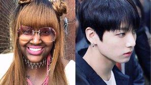 SỐC: Nữ rapper người Mỹ quấy rối tình dục Jungkook (BTS) bằng những lời lẽ không thể nào tục tĩu hơn