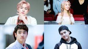 Lớp học trong mơ 2017: Thần tượng của bạn sẽ giữ vai trò gì trong một lớp học đặc biệt gồm toàn các idol Kpop?