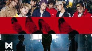 Bản tin comeback: EXID cực gợi cảm, cùng Block B và Monsta X tấn công đường đua tháng 11