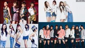 Những bài hát ngầu nhất của các nhóm nhạc nữ Kpop