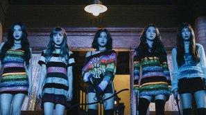 Fan phát sốt với tạo hình ngầu như sát thủ của Red Velvet trong teaser comeback
