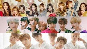 BXH album thế giới của Billboard tuần này gọi tên BTS, TWICE và ASTRO