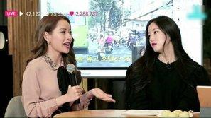 Khen Chi Pu hát hay mà biểu cảm 'chịu đựng' đến mức này hả 4 nữ thần T-ara?
