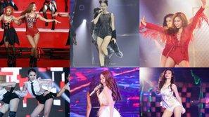 Kpop thì có rồi, vậy trong showbiz Việt nữ ca sĩ nào xứng danh 'cỗ máy nhảy'?