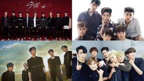 Ba thế hệ boygroup nhà JYP bất ngờ xuất hiện ủng hộ tân binh Stray Kids tại sự kiện