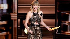 Hát nhạc Pop, Taylor Swift vẫn thắng giải thưởng cao quý nhất của nhạc đồng quê