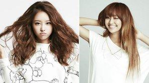 Bạn có biết Hyorin (Sistar) từng đầu quân cho JYP và suýt ra mắt với Jieun (Secret)?
